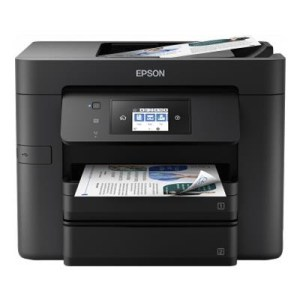 Stampante Epson Ink Mfc Workforce Pro 4730dtwf C11cg01402 4in1 A4 20ppm 500fg F/r Lcd 6