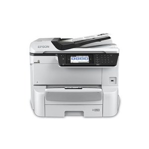 Stampante Epson Mfc Ink Workforce Pro Wf-c8690dwf C11cg68401 A3+ 4in1 35ppm 250fg Adf Lcd Usb Lan Wifi Direct Pcl