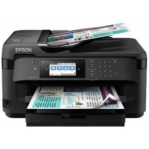Stampante Epson Ink Mfc Workforce Wf-7710dwf C11cg36413 A3+ 4in1 18ppm Iso