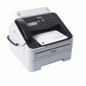 Fax Brother Laser 2845 33.6kbps Cornetta Lcd