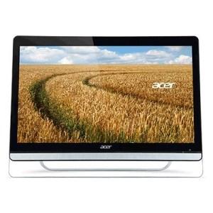 "Monitor M-touch Acer Lcd 21.5"" 16:9 Ut220hqlbmjz Um.ww0ee.001 8ms 1920x1080 Vga-hdmi 10punti Touch Vesa"