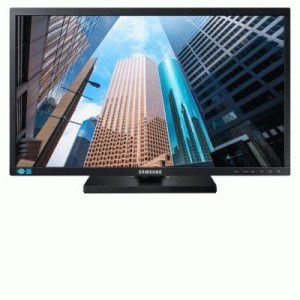 "Monitor Samsung Lcd Led 21.5"" Wide Sm-s22e450m 5ms Mm Fhd Black Vga Dvi Vesa Fino:31/07"