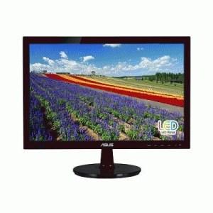 """Monitor Asus Lcd Led 18.5"""" Wide Vs197de 5ms Hd 600:1 Black Vga Vesa  Fino:31/07"""