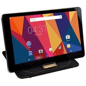 """Custodia X Tablet 10.1"""" Hannspree G205 Universale Pieghevole Con Funzione Stand"""