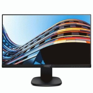 "Monitor Philips Lcd Ips Led 21.5"" Wide 223s7ehmb/00 5ms Softblue Mm Fhd 1000:1 Black Vga Hdmi Pivot Vesa  Fino:06/07"