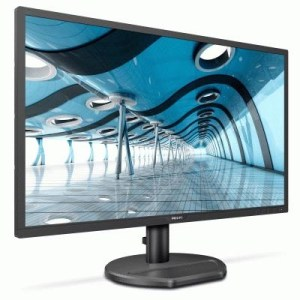 "Monitor Philips Lcd Led 21.5"" Wide 221s8ldab/00 1ms Softblue Mm Fhd 1000:1 Black Vga Dvi Hdmi Vesa  Fino:06/07"