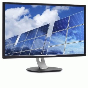 "Monitor Philips Lcd Ips Led 31.5"" Wide 328b6qjeb/00 2k 5ms Mm Qhd 1200:1 Black Vga Dvi Hdmi Dp 5xusb Mhl Vesa Pivot Fino:06/07"