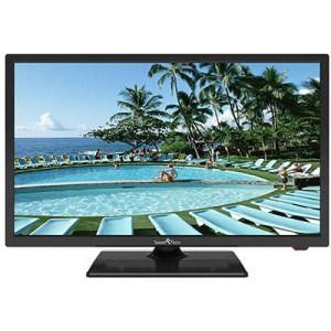 "Tv Led Smart-tech 21.5"" Wide Le2219dts Dvb-t2/s2 Fhd 1920x1080 Black Ci Slot Hm Hdmi Vga Usb Vesa"
