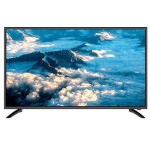 "Tv Led Smart-tech 40"" Wide Le4019nts Dvb-t2/s2 Fhd 1920x1080 Black Ci Slot Hm 3xhdmi Vga Usb Vesa"