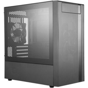 Cabinet Atx Mini Tower Cooler Master Mcb-nr400-kg5n-s00 Masterbox Nr400 Black Matx 4x3.5 4x2.5 2xusb3.0 Lato Trasp. Noalim.