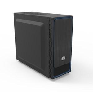 Cabinet Atx Middle Tower Cooler Master Mcb-e500l-kn5n-s00 Masterbox E500l Blue Atx 1x 5.25 2x3.5 2x2.5 2xusb3.0 Noalim