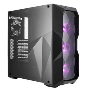 Cabinet Atx Midi Tower Cooler Master Mcb-d500d-kann-s00 Masterbox Td500 Rgb Atx 2x3.5/4x2.5 2xusb3.0 Fan Rgb Led Noalim Latotras