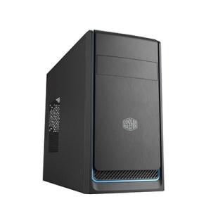 Cabinet Atx Mini Tower Cooler Master Mcb-e300l-kn5n-b01 Masterbox E300l Blue Micro-atx 4slot 1x5.25 3x3.5 3x2.5 2usb3 No Alim