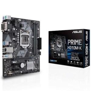 Mb Asus Prime H310m-k R2.0 H310 Lga1151 2xddr4dc-2666 Vga Dsub Dvi 1xpcie3.0x16 4xsata3 Gblan 4xusb3.0 Matx 90mb0z30-m0eay0