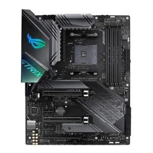 Mb Asus Rog Strix X570-f Gaming Lga Am4 X570 Amd 4xddr4dc-4400o.c. 2pcie4.0x16 Vga 8sata3r M.2 Gblan Usb3.2 Atx 90mb1160-m0eay0
