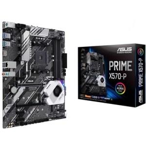 Mb Asus Prime X570-p Lga Am4 X570 Amd 4xddr4dc-4400o.c. 1pcie4.0x16 Vga 6sata3r M.2 Usb3.2 Gblan Atx 90mb11n0-m0eay0