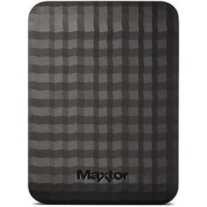 """Hdd Usb3.0 2.5"""" 2000gb Maxtor (hx-m201tcb/gm) M3 Portable Black"""