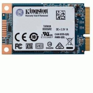 Ssd-solid State Disk Msata  120gb Sata3 Kingston Suv500ms/120g Read:520mb/s-write:320mb/s