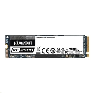 Ssd-solid State Disk M.2(2280) Nvme  500gb Pcie3.0x4 Kingston Skc2500m8/500g Read:3500mb/s-write:2500mb/s