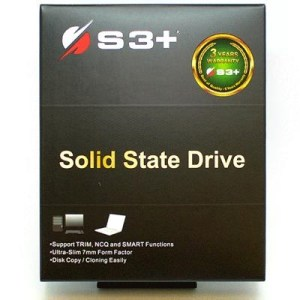 "Ssd-solid State Disk 2.5""  240gb Sata3 S3+ S3ssdc240 Read: 520mb/s-write: 450mb/s"
