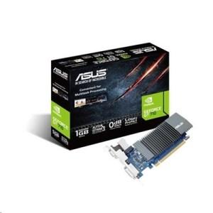 Svga Asus Gt710-sl-1gd5-brk Nvidia Gt710 1gddr5 32bit Pcie2.0 Dvi-d Hdmi Vga Hdcp 2560x1600 90yv0al2-m0na00