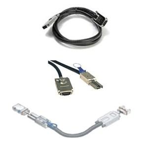 Adaptec Cavo Da 1mt. Mini Sas Sff8088 To Sff8470 - Cod. 2231100-r