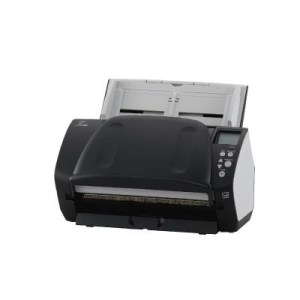 Scanner Fujitsu Fi-7160 A4 (a3 Con Cartellina Opzionale)60ppm/120ipm Ris. 600dpi Adf 80ff Duplex Usb Pa03670-b051 Doc Fino:31/07