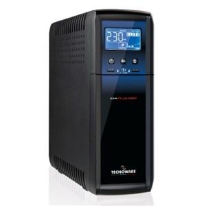 Ups Tecnoware Exa-plus 1000 -fgcexapl1000- 1000va/ 700watt +2usb 2.1a Lcd-light Sinusoidale +avr +prot.rj45/11 +usb X Sw(da Web)