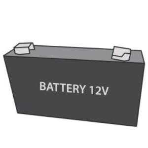 Batteria X Ups/antifurti/etc. 12v  4.5ah Atlantis - A03-bat12-4.5a - Ean:8026974014128 -gar. 6 Mesi- Retail