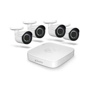 Kit Videosorveglianza Hybrid Atlantis A15-tx400-kit Composto Da Dvr-nvr+4 Telcam.511b-ean: 8026974001807