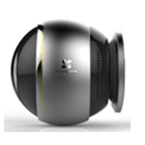 Videocamera Wi-fi Ezviz Minipano Da Int. 3mpx Fisheye 1344x1344 25fps Funzione Panoramica 360° Audio Bidir.-micro Sd( Fino:31/07