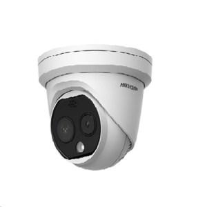 Videocamera Ip Termometrica Hikvision Ds-2td1217b-3pa Turret -risol.2688x1520 25fps Ott.fissa 4mm-risol.term.160x120 3mm