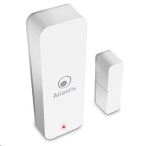 Allarm Atlantis Opz. Sensore Wireless Porta/finestra A18-dsd06  Controllabile Tramite App