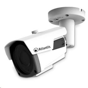 "Videocamera Ip Atlantis A11-ux915a-bpvm Poe Bullet Motorizz. Bianca-5mp-ip66 Cmos1/2.8""-ir Cut-fino A 30mt"