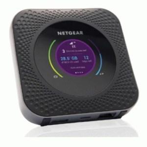 Router Portatile 4g Lte Fino A 1gbps Netgear Mr1100-100eus 4 Bande Ca 4x4 Mimo Con Ac Dualband Integrato