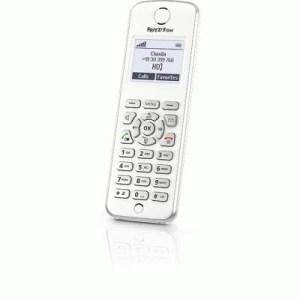Telefono Wireless Avm Fritz! Fon M2 Bianco-1xlinea Totale - Vivavoce - Range 300mt  - Ean:44023125025860