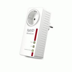 Powerline 1200m Avm Fritz! 1220e  Bianco  2p Giga - Ean: 4023125027383