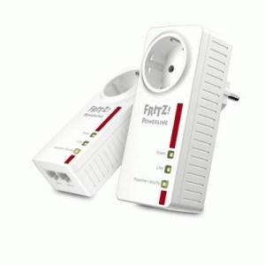 Powerline 1200m Avm Fritz! 1220e Kit  (2pcs) Bianchi  2p Giga - Ean: 4023125027536