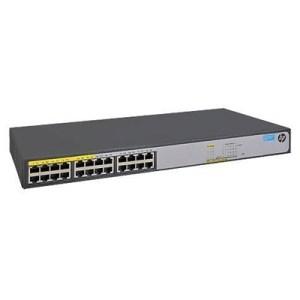 Switch Hp Jh017a 1420-24g-2sfp Unmanaged 24xrj45 Autosensing 10/100/1000 Ports 2xsfp 100/1000 Limited Lifetime Warran Fino:31/07