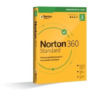 Norton 360 Standard 2020 -- 1 Dispositivo (21397790) - 10gb Backup Fino:31/08