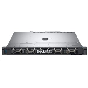 "Server Dell R240 Chrh4 Rack1u Xeon 4c E2124 3.3ghz 8gb Udimm 2666mhz 1tbsata H330 4x2.5"" 2xglan 1x250w 1ynbd"