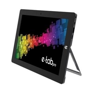 """Tablet Microtech E-tab Pro Etp101ww64/w3 10.1"""" Celeron N4000 Ram4gb 64gbemmc  Win10pro Edu Wifi/bt/2cam/2usb3/mhdmi 1y"""