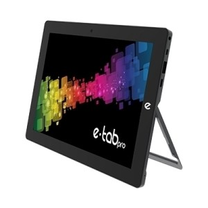 """Tablet Microtech E-tab Pro Etp101ww64/64w3 10.1"""" Celeron N4000 Ram4gb 64gbemmc+ Ssd 64gb Win10proedu Wifi/bt/2cam/2usb3/mhdmi 1y"""