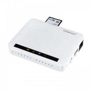 "Card Reader Wireless Intenso ""memory 2 Move Max"" Bianco (7405501)"