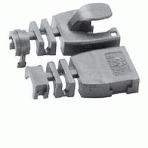 Copri Connettore Stp Grigio Lindy 60386 - Conf. 10pcs - Ean: 4002888603867