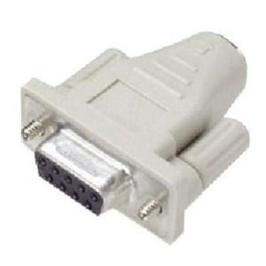 Adattatore Mouse Mini-din/ps2 6 Pin F/m  Nilox 07nxad00mo201