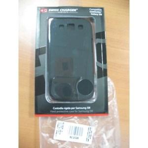 Custodia X Samsung Galaxy Siii Scp80037 Swiss Charger Modello Plastica Rigido