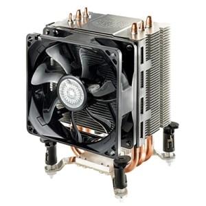 Ventola X Cpu Cooler Master Rr-tx3e-22pk-b1 Hypertx3i  Intel Lga 775->1156 92x92x25mm 17-30dba 800-2200rpm 4pin