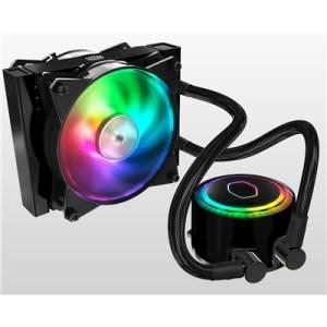 Diss A Liquido Cooler Master Mlx-d12m-a20pc-r1 Ml120r Rgb Intel Lga 775>2066 Amd Am4>fm1 2x120x120x25mm