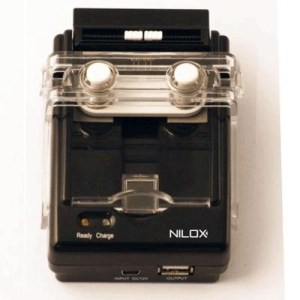 Carica Batterie Universale Nilox 10nxuc0000001 X Batterie Phone/cam